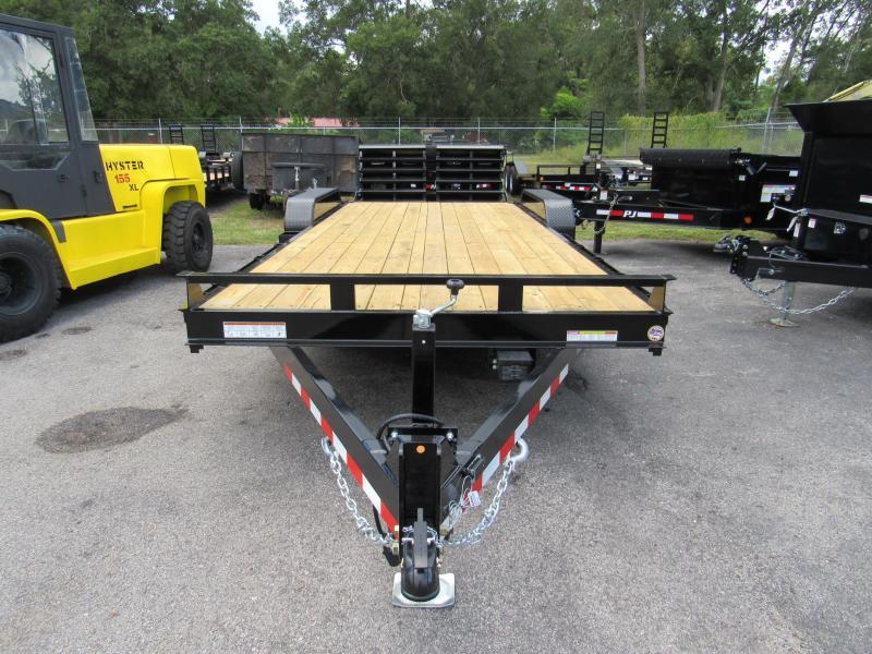 2019 Sure-Trac 7X20 Equipment Trailer