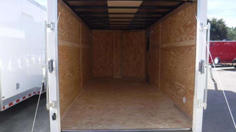 2019 7x16  Enclosed Cargo Trailer by Continental Cargo