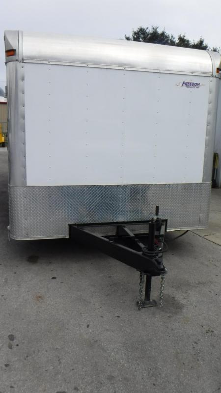 2014 USED 24'  Race Trailer by Freedom Trailers