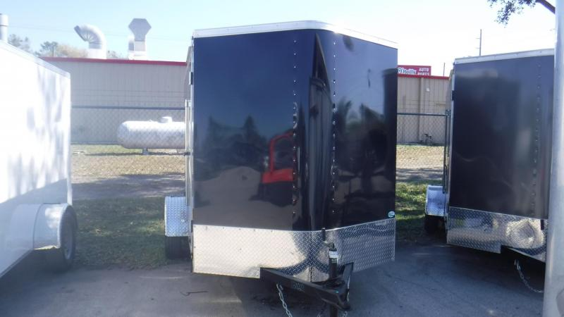 2018 Continental Cargo GANS610SA Enclosed Cargo Trailer