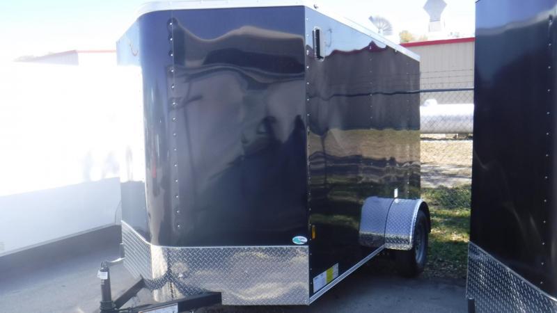 2018 Continental Cargo GANS610SA Enclosed Cargo Trailer