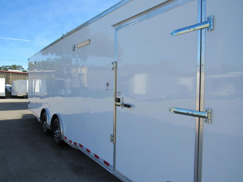 2019 30' RT PLUS Race Trailer by Continental Cargo