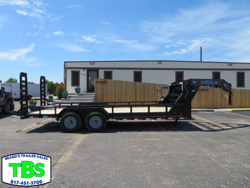 2020 Load Trail 83x22 Gooseneck Equipment Trailer