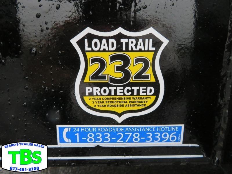 2019 Load Trail 102x24 Equipment Trailer