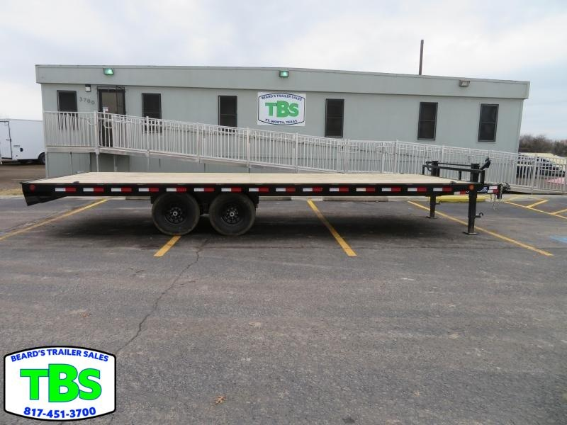 2019 Load Trail 102x24 Flatbed Trailer