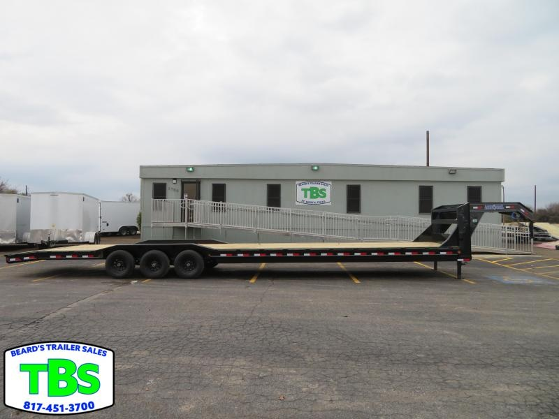 2019 Load Trail Gooseneck 102x40 Gooseneck Car Hauler Trailer