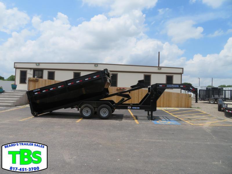 2019 Load Trail 83X14 Roll Off Dump Trailer