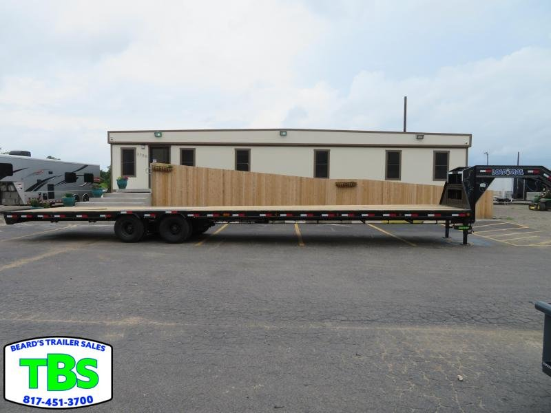 2019 Load Trail 102x40 Flatbed Trailer