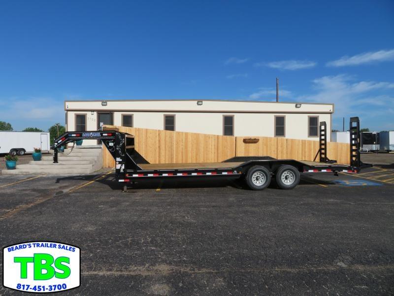 2020 Load Trail 102X24 Equipment Trailer