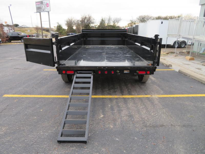 2020 Load Trail 83x16 Dump Trailer