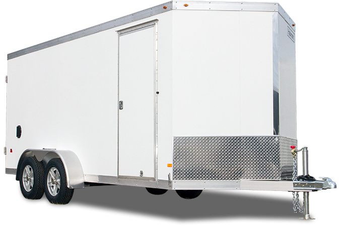 2017 Haulmark HAUV85X16WT3 Enclosed Cargo Trailer