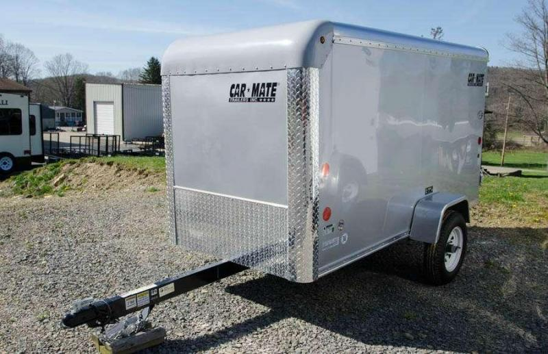 Car Mate Trailers 4 X 85 Custom Enclosed Cargo Trailer