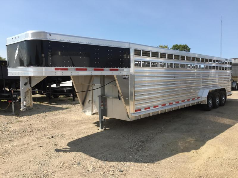Ranchworldads Trailers >> Aluminum Livestock Trailers - Bing images