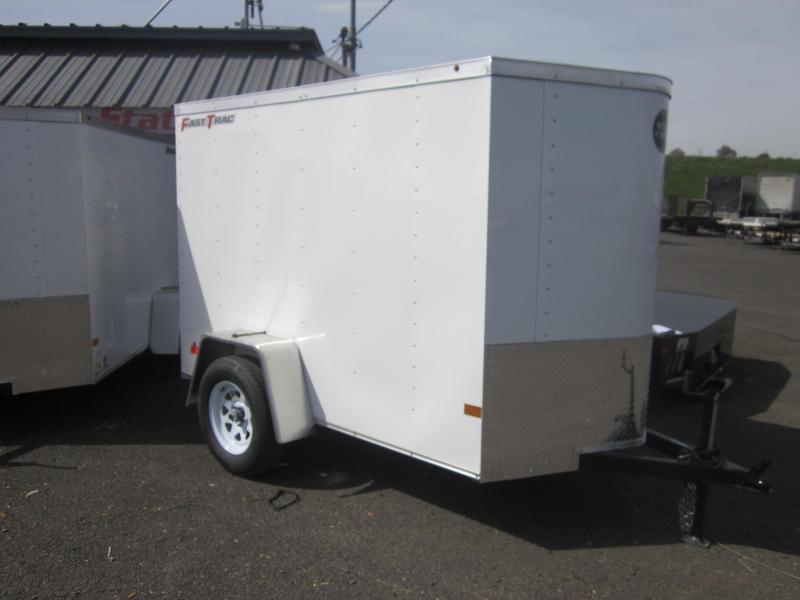 2017 Wells Cargo 5X8 Enclosed trailer