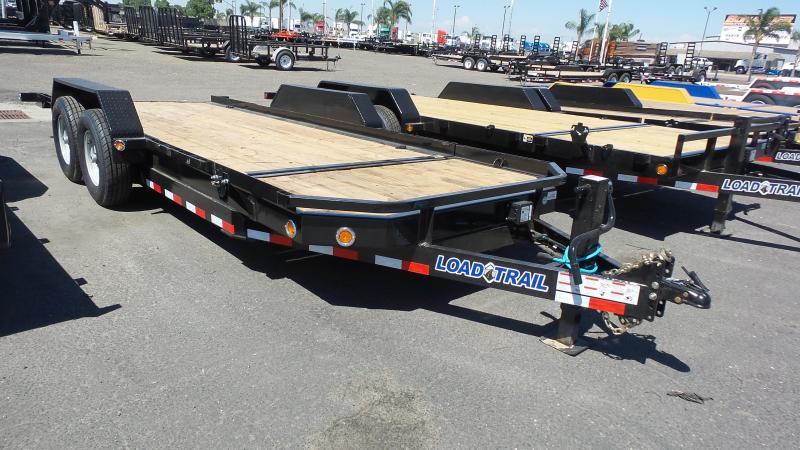 2018 Load Trail 83X20 Tandem Axle Low Pro Deck Trailer