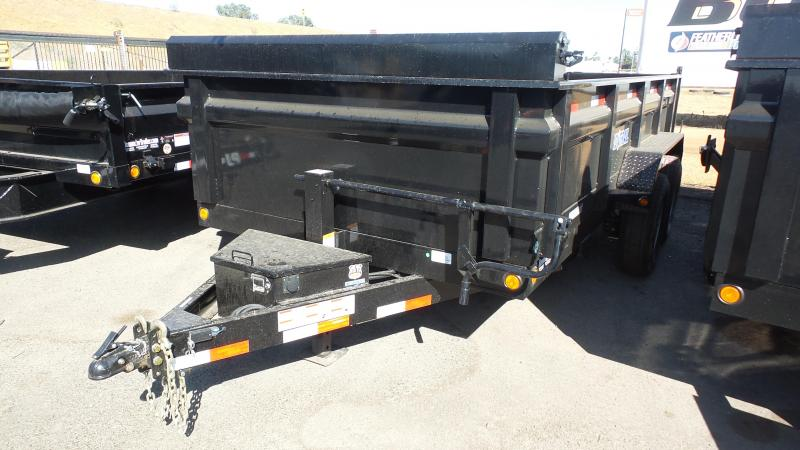 2018 Load Trail DT142 Dump Trailer