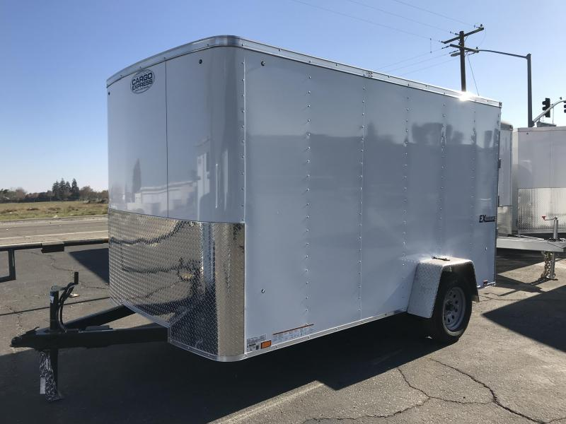 7X12 Enclosed Cargo Trailer