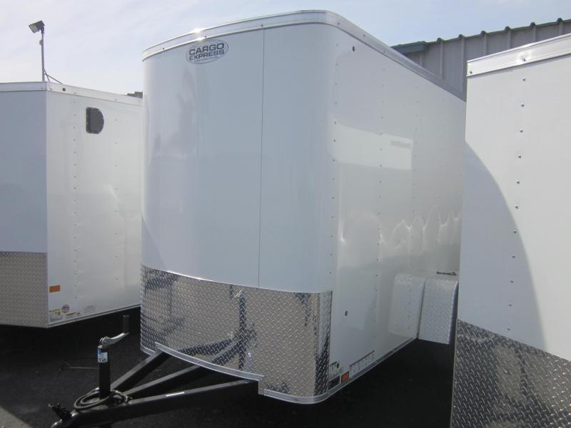 Cargo Express 6X12 Enclosed Cargo Trailer