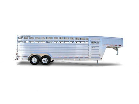 2017 Featherlite Trailer 20 X 7