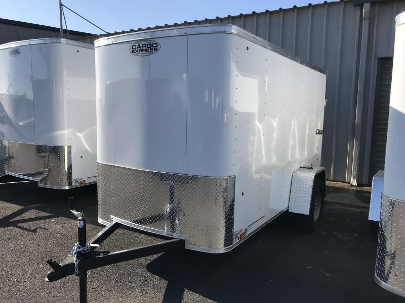 2018 Cargo Express 5X10 Wide Single Cargo
