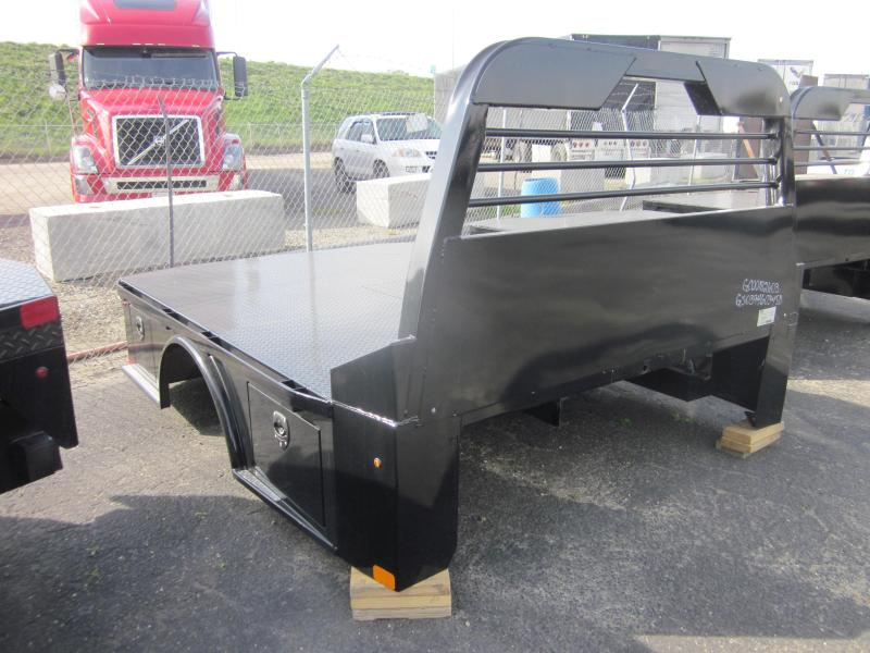 2018 CM TB GS 86/84/56/42 GM Truck Bed