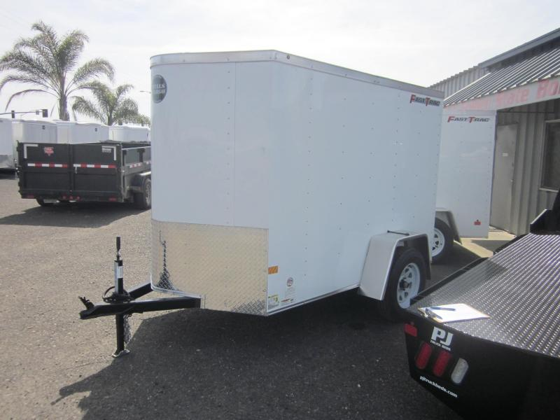 2017 Wells Cargo FT5101 TRAILER