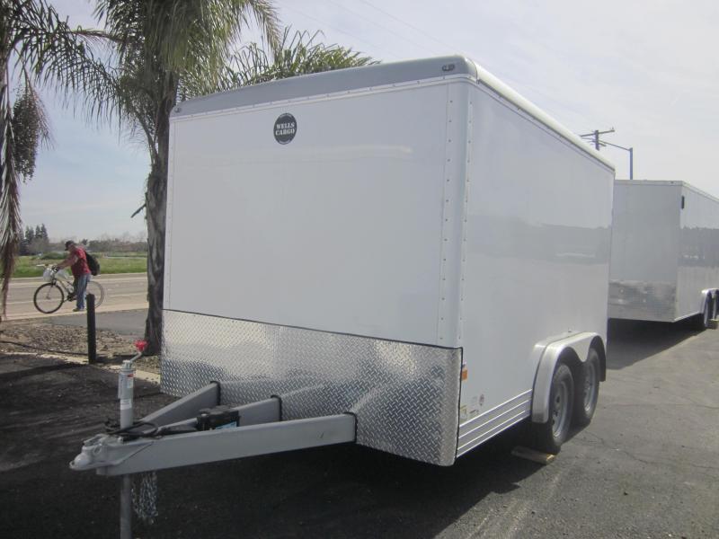 2017 Wells Cargo 8.5X12
