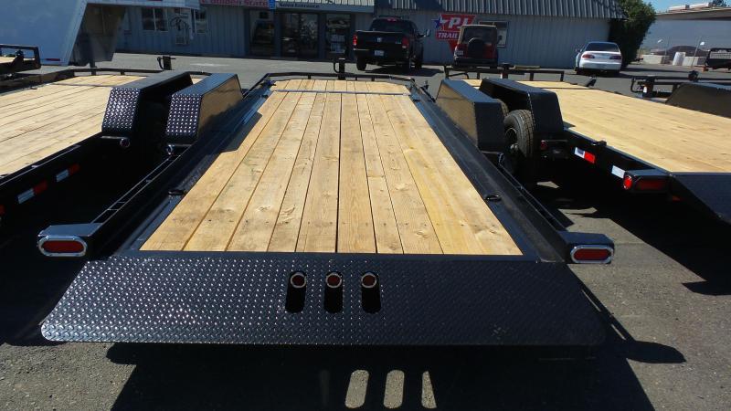 2018 Load Trail 20X83 Tandem Axle Low Pro Deck Trailer