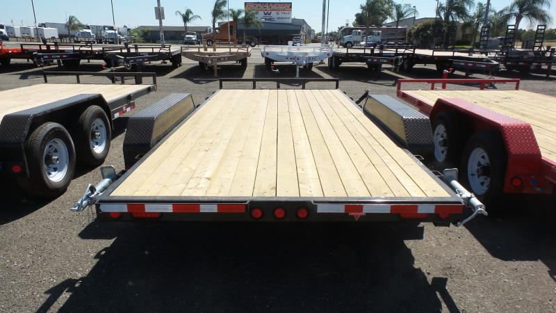 2018 PJ Trailers 16X5 Channel Equipment