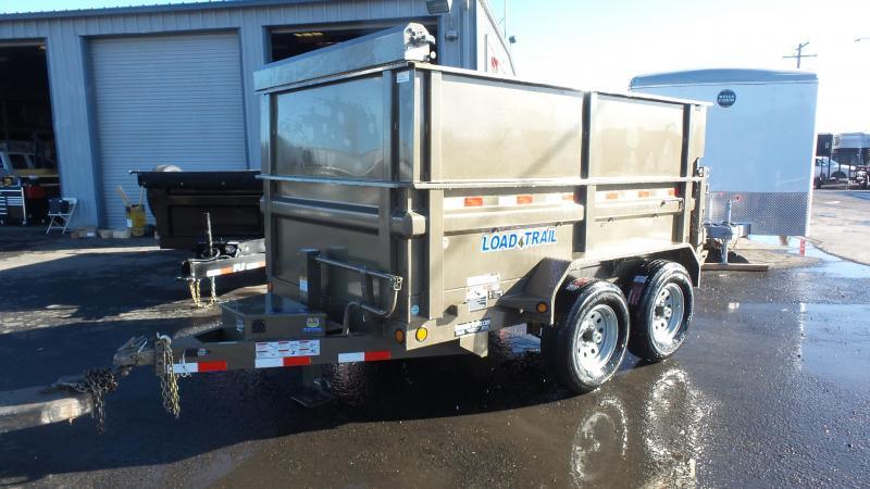 2018 Load Trail 72X10 Tandem Axle Dump