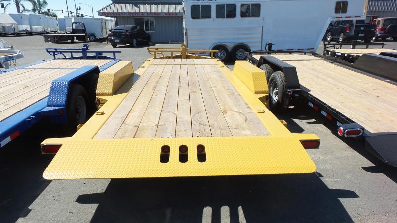 2018 Load Trail Tilt-n-Go Tandem Axle Deck I-beam Frame Trailer