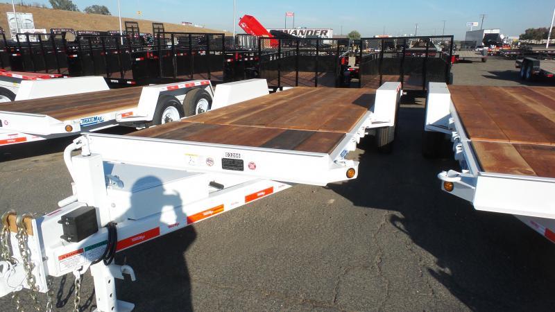 2018 TrailMax T-16-UT Equipment Trailer