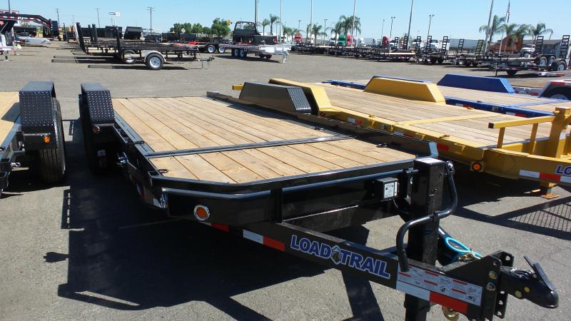 2018 Load Trail Tilt-n-Go Tandem Axle Low Pro Deck Trailer