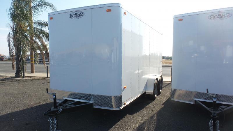 2018 Cargo Express 7X16TE2 Enclosed Trailer
