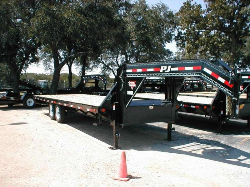 2016 PJ Trailers FS24 Equipment Trailers
