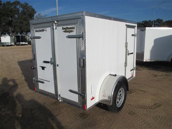 Continental Cargo VHW58SA Ramp Door Option Cargo / Enclosed Trailer