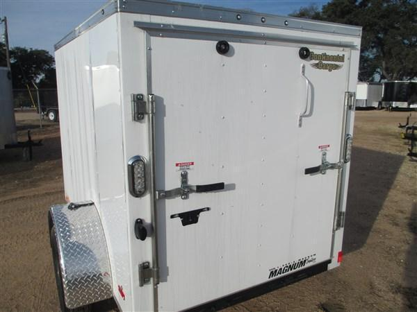 Continental Cargo VHW58SA Enclosed Trailer