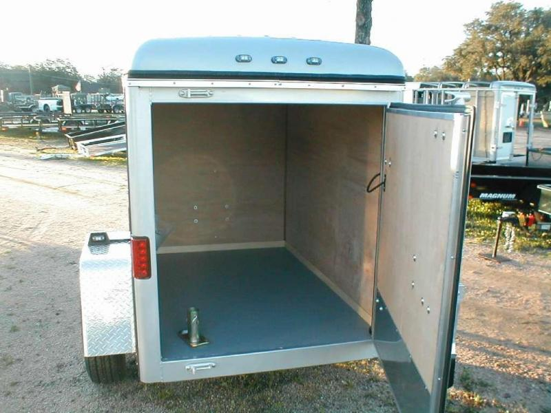 Wells Cargo MW6 Enclosed Trailer