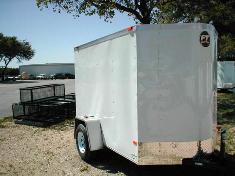 2017 Wells Cargo FT581 Cargo / Enclosed Trailer
