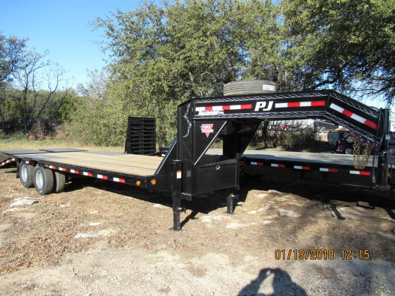 2018 PJ Trailers LD20+5 Equipment Trailer