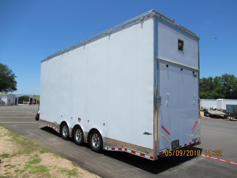 2015 Continental Cargo AM8526TTA5 Car Trailer