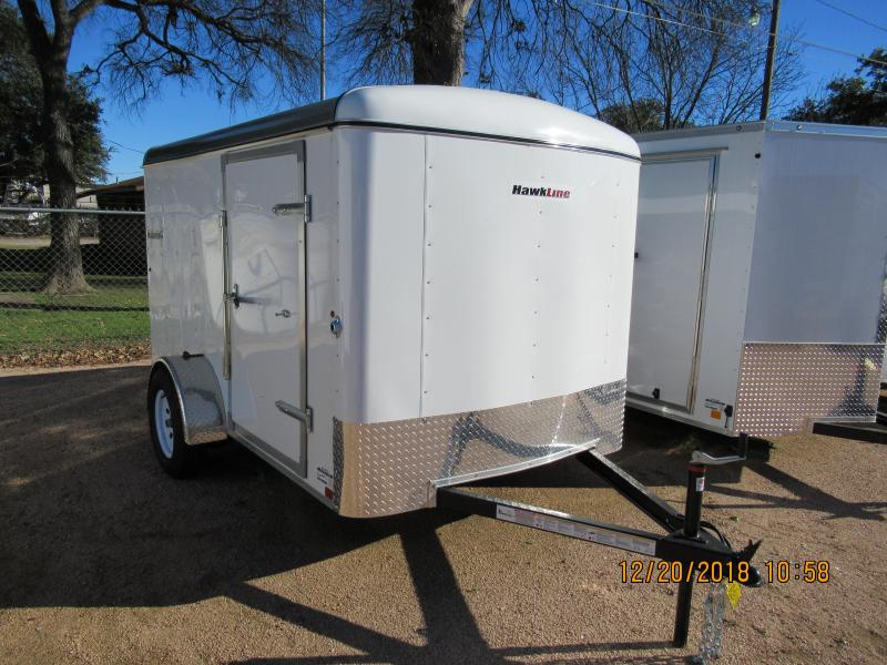 2019 Carry-On 6x10CREC Enclosed Cargo Trailer