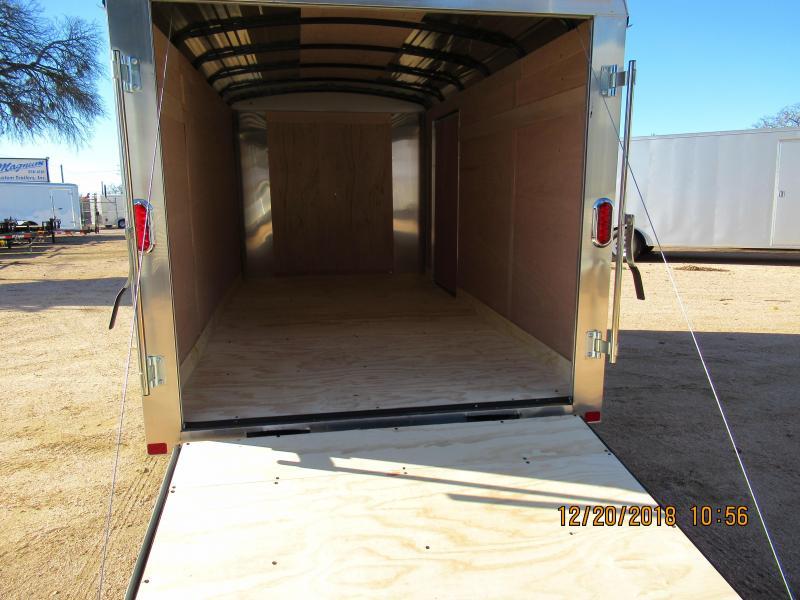 2019 Carry-On 6x10CREC Enclosed Cargo Trailer
