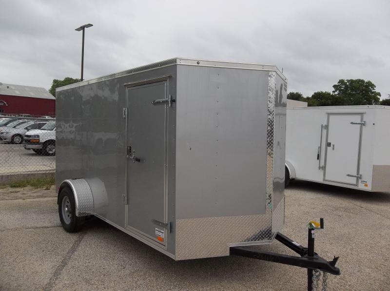 2017 Continental Cargo VHW612SA Utility Trailer