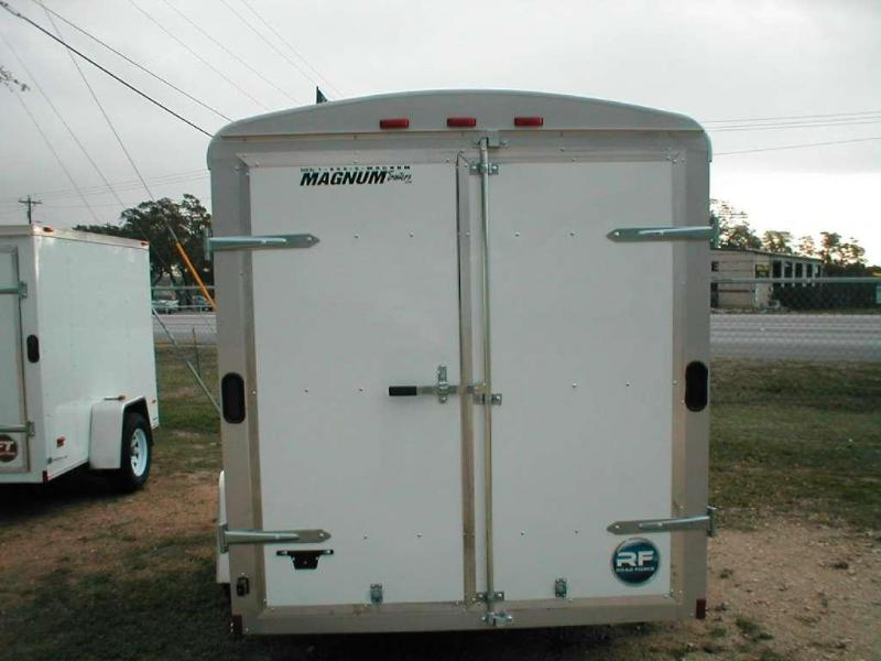 Wells Cargo RF6X101 Enclosed Trailer