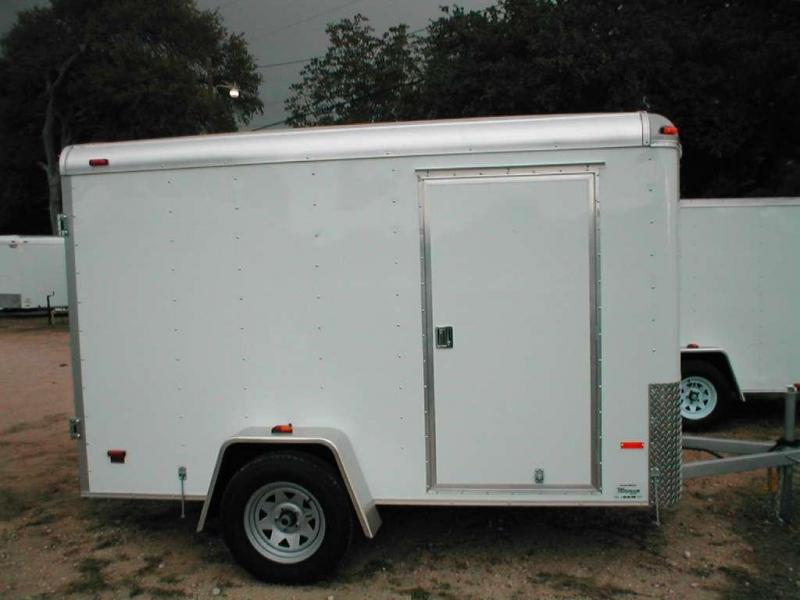 2017 Wells Cargo RF6X101 Cargo / Enclosed Trailer