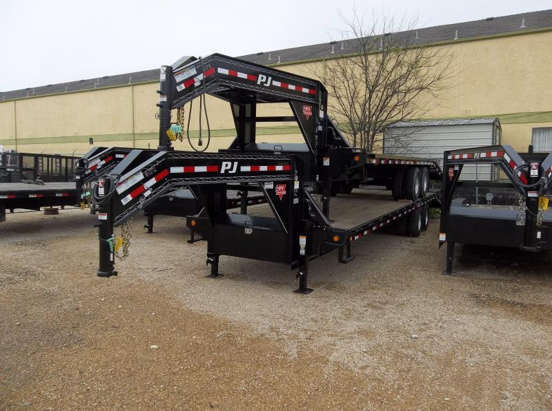 2016 PJ Trailers FD25 Equipment Trailer