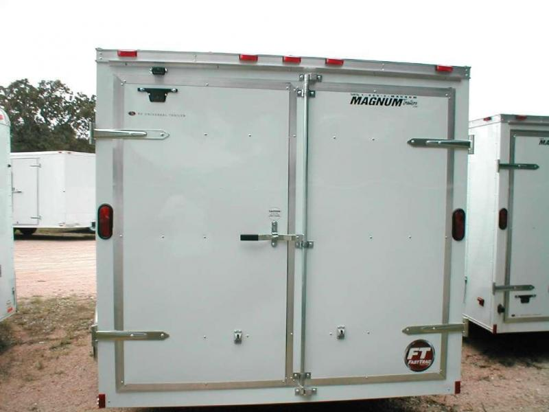 Wells Cargo FT7162 Enclosed Trailer