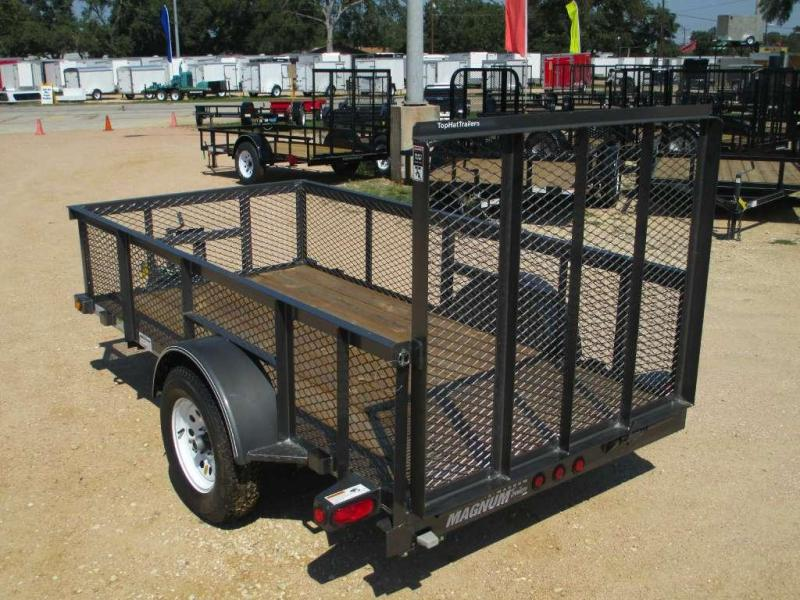 Top Hat Trailers 5X10MRAX Utility Trailer