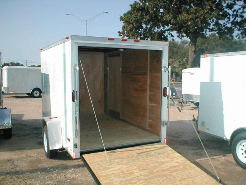 Wells Cargo FT6101-R Enclosed Trailer